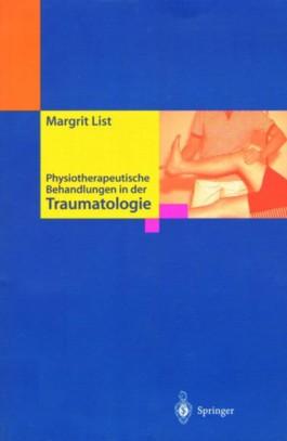 Physiotherapeutische Behandlungen in der Traumatologie
