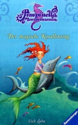 Pimpinella Meerprinzessin - Der magische Korallenring