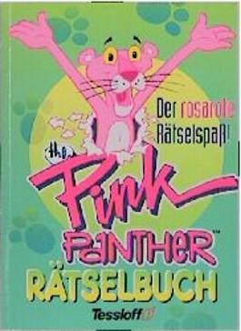 Pink Panther Rätselbuch