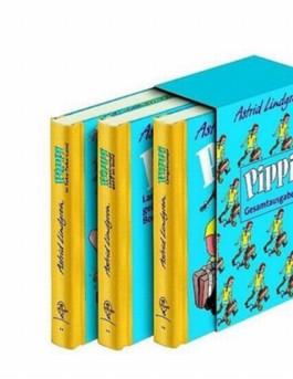 Pippi Langstrumpf, 3 Bde.