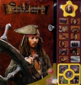 Pirates of the Caribbean, SpielBuch Interaktiv, m. Tonmodulen