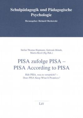 PISA zufolge PISA - PISA According to PISA