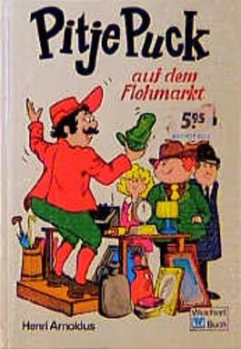 Pitje Puck auf dem Flohmarkt