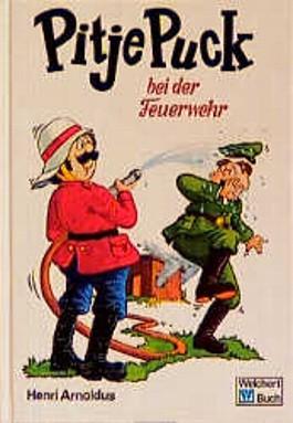 Pitje Puck bei der Feuerwehr