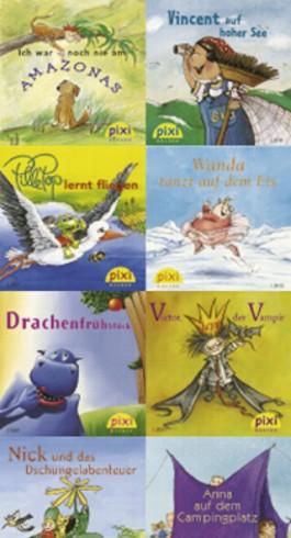 Pixi-Bücher / Pixi-Serie 146: Kleine Abenteurer