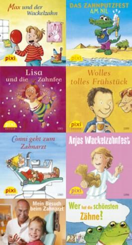 Pixi-Bücher / Pixi-Serie 152: Zähne putzen mit Pixi
