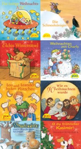 Pixi-Bücher / Unterm Tannenbaum mit Pixi
