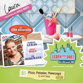 Pizza, Putzplan, Poweryoga - Laura, Audio-CD