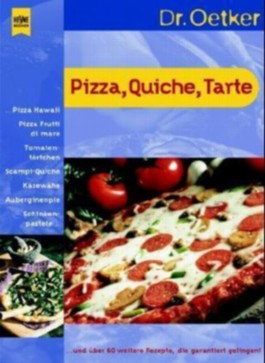 Pizza, Quiche, Tarte