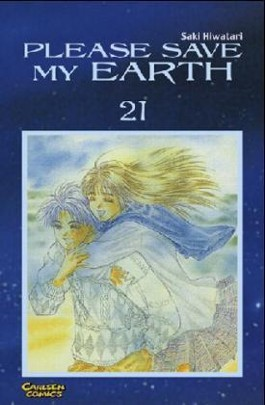 Please save my earth. Bd.21