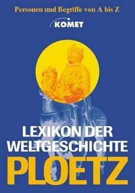 Ploetz Lexikon der Weltgeschichte