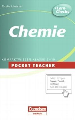 Pocket Teacher - Sekundarstufe I - Neue Ausgabe / Chemie