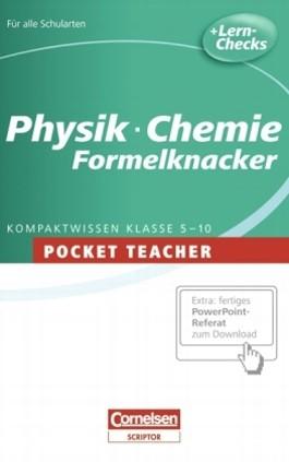 Pocket Teacher - Sekundarstufe I / Physik/Chemie