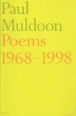Poems 1968-1998