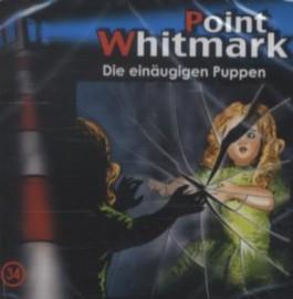 Point Whitmark - Die einäugigen Puppen, 1 Audio-CD