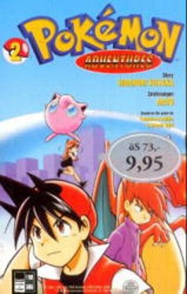 Pokemon, Adventures, Bd.2