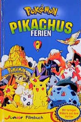 Pokemon, Pikachus Ferien