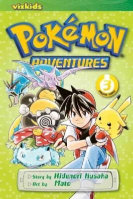 Pokemon Adventures 3