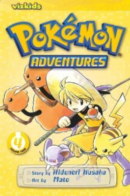Pokemon Adventures 4