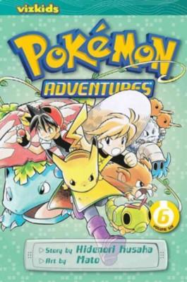 Pokemon Adventures 6