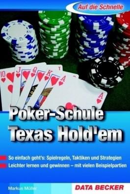 Poker-Schule Texas Hold'em