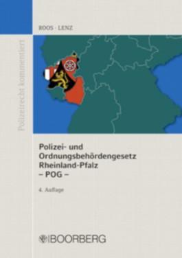 Polizei- und Ordnungsbehördengesetz Rheinland-Pfalz - POG