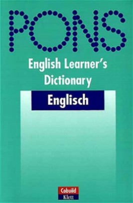 PONS Cobuild English Learner's Dictionary
