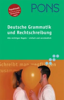 PONS Deutsche Grammatik und Rechtschreibung