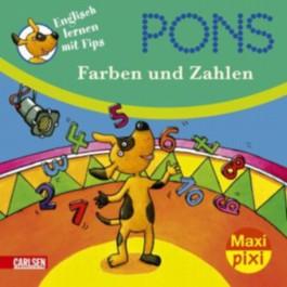 PONS Englisch lernen mit Fips - Farben und Zahlen