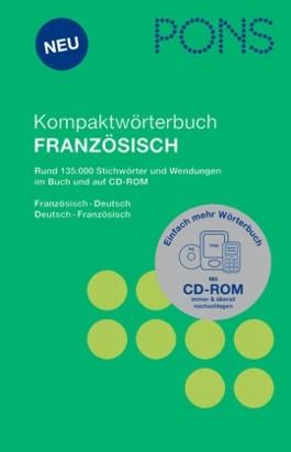 PONS Kompaktwörterbuch Französisch. Französisch-Deutsch /Deutsch-Französisch