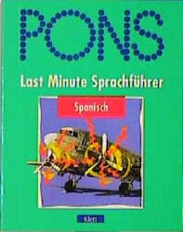 PONS Last Minute Sprachführer, Spanisch