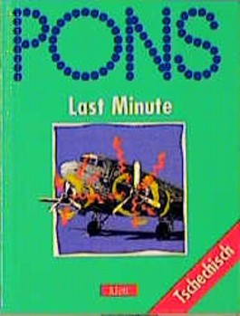 PONS Last Minute Sprachführer, Tschechisch
