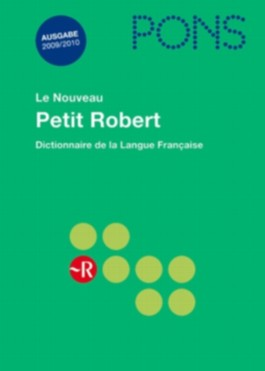 PONS Le Nouveau Petit Robert. Ausgabe 2009/2010