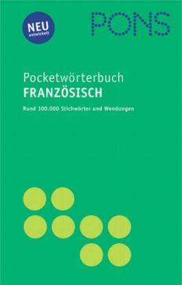 PONS Pocketwörterbuch Französisch