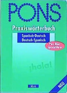 PONS Praxiswörterbuch plus, Spanisch