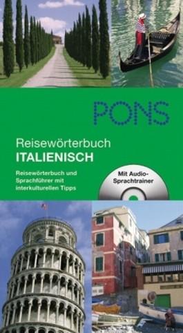 PONS Reisewörterbuch Italienisch mit Überlebenswortschatz