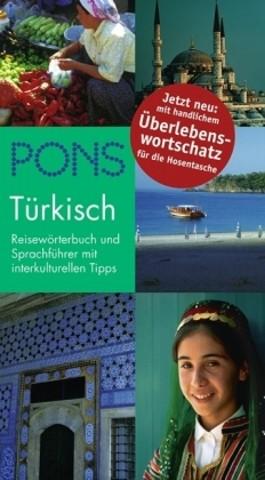 PONS Reisewörterbuch Türkisch mit Überlebenswortschatz