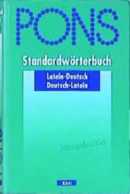 PONS Standardwörterbuch, Latein