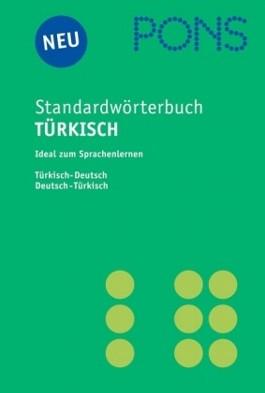 PONS Standardwörterbuch Türkisch. Türkisch-Deutsch /Deutsch-Türkisch