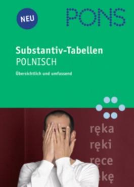 PONS Substantiv-Tabellen Polnisch