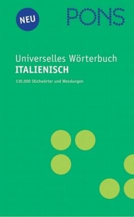 PONS Universelles Wörterbuch Italienisch
