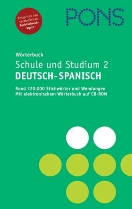 PONS Wörterbuch für Schule und Studium