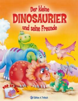 Pop-up-Buch - Der kleine Dinosaurier