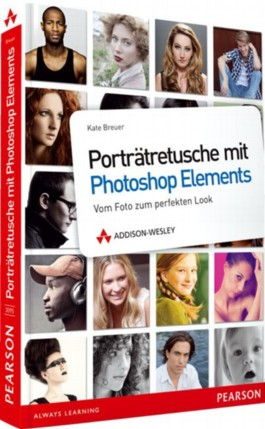 Porträtretusche mit Photoshop Elements