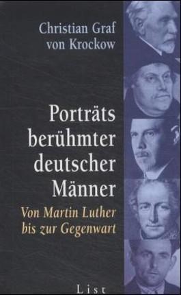 Porträts berühmter deutscher Männer