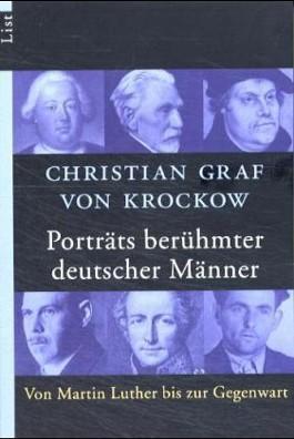 Portraits berühmter deutscher Männer