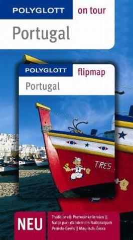 Portugal - Buch mit flipmap