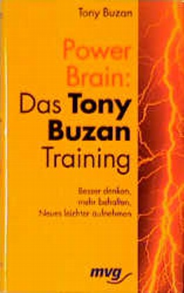 Power Brain, Das Tony Buzan Training