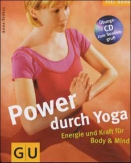Power durch Yoga, m. Audio-CD