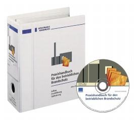Praxishandbuch für den betrieblichen Brandschutz, 3 Ordner m. CD-ROM, zur Fortsetzung